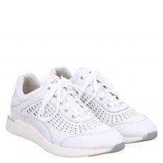 Sioux, Malosika-704, Sneaker in weiß für Damen