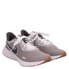 Nike, Revolution 5, Textil-Sportschuh in grau für Herren