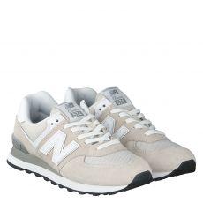 New Balance, Wl574ew, Sneaker in grau für Damen