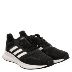 Adidas, Runfalcon, Pumps in schwarz für Damen