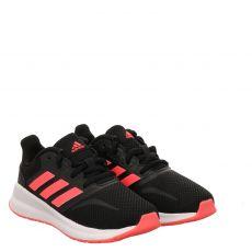 Adidas, Runfalcon K, Halbschuh in schwarz für Mädchen