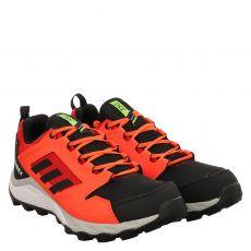 Adidas, Terrex Agravic Tr Gtx, Textil-Wanderschuh in orange für Herren