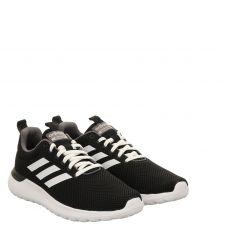 Adidas, Lite Racer Cln, sportiver Schnürer in schwarz für Herren