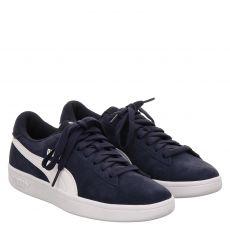 Puma, Smash V2 Sd Jr, Sneaker in blau für Damen