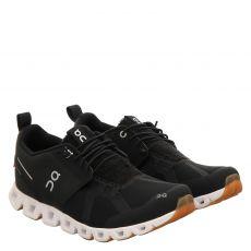 On, Cloud Terry, Sneaker in schwarz für Damen