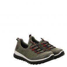 Rieker Sneaker in grün für Damen