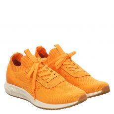 Tamaris, Fashletics, Sneaker in orange für Damen