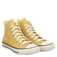 Converse, Chuck Taylor All Star Hi, Schnürer in gold für Damen