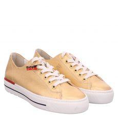 Paul Green Sneaker in gold für Damen