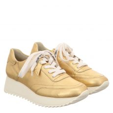 Paul Green Sneaker in gold für Damen