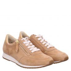 Paul Green Sneaker in beige für Damen