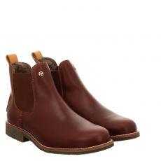 Panama Jack, Igloo, warmer Fettleder-Stiefel in braun für Damen