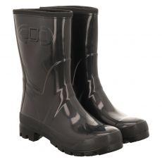Beck, Fashion Warm, Regenstiefel in schwarz für Damen