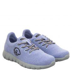 Giesswein, Merino Woll, Sneaker in blau für Damen