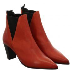 Vic Matié kurzer Glattleder-Stiefel in braun für Damen