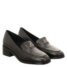 Aigner Slipper in schwarz für Damen