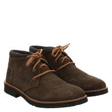 Rieker sportiver Veloursleder-Stiefel in braun für Herren