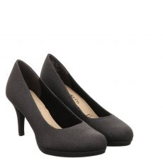 Tamaris Pumps in schwarz für Damen