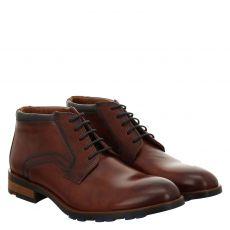 Lloyd, Jaron, eleganter Glattleder-Stiefel in braun für Herren