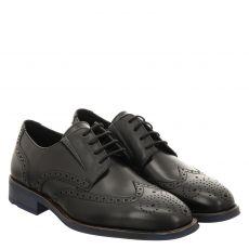 Lloyd, Kephron, eleganter Glattleder-Schnürer in schwarz für Herren