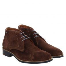 Lloyd, Ventura, eleganter Nubukleder-Stiefel in braun für Herren