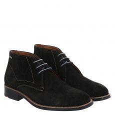 Lloyd, Ventura, eleganter Veloursleder-Stiefel in schwarz für Herren