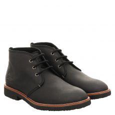 Panama Jack eleganter Fettleder-Stiefel in schwarz für Herren