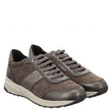 Geox, Sneakers, Sneaker in grau für Damen
