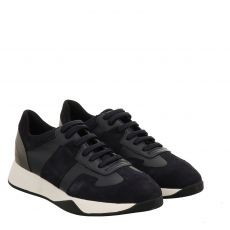 Geox, Sneakers, Sneaker in blau für Damen
