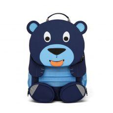 Affenzahn, Large Friend Backpack Bear, Tasche in blau