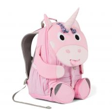 Affenzahn, Large Friend Backpackunicorn, Tasche in rosé