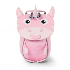 Affenzahn, Small Friend Backpackunicorn, Tasche in rosé