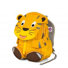 Affenzahn, Large Friend Backpack Tieger, Tasche in gelb