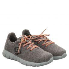 Giesswein, Merino Woll, Sneaker in grau für Damen