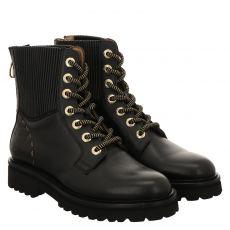 La Martina kurzer Stiefel in schwarz für Damen