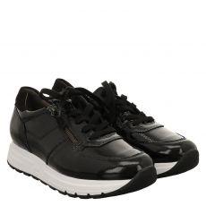 Paul Green, 0067-4856-037/sneaker, Sneaker in schwarz für Damen