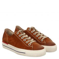 Paul Green, 0067-4704-358/pauls, Sneaker in braun für Damen