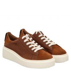 Paul Green, 0067-4836-137/pauls, Sneaker in cognac für Damen
