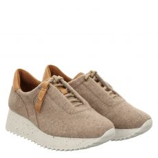 Paul Green, 0067-4984-027, Sneaker in beige für Damen