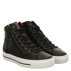 Paul Green, 0067-4024-027/hightop-pauls, Sneaker in schwarz für Damen