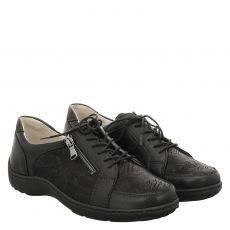 Waldläufer, Henni, Sneaker in schwarz für Damen
