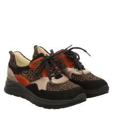 Waldläufer, H Rose, Sneaker in schwarz für Damen