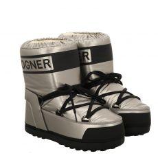 Bogner, Trois Vallees, warmer Sonstige-Stiefel in silber für Damen