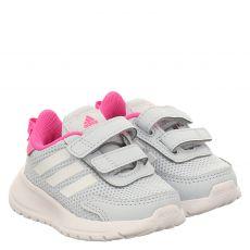 Adidas, Tensaur Run I, Lauflernschuh in grau für Mädchen