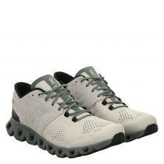 On, Cloud X, Sportschuh in grau für Herren