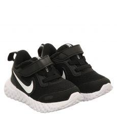Nike, Revolution 5, Lauflernschuh in schwarz für Mädchen