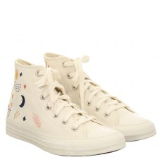 Converse, Chuck Taylor All Star Hi, Sneaker in weiß für Damen