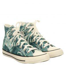 Converse, Chuck Taylor All Star Hi, Sneaker in grün für Damen