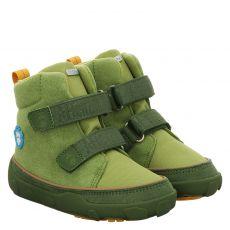 Affenzahn, Schuh Drache, Moonboots in grün für Mädchen