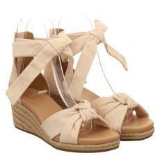 Ugg, Yarrow, Leinen-Sandalette in beige für Damen
